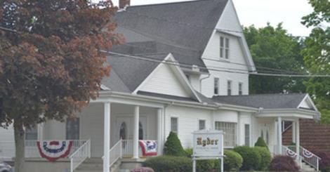 Former director of Ryder Funeral Home arraigned in court