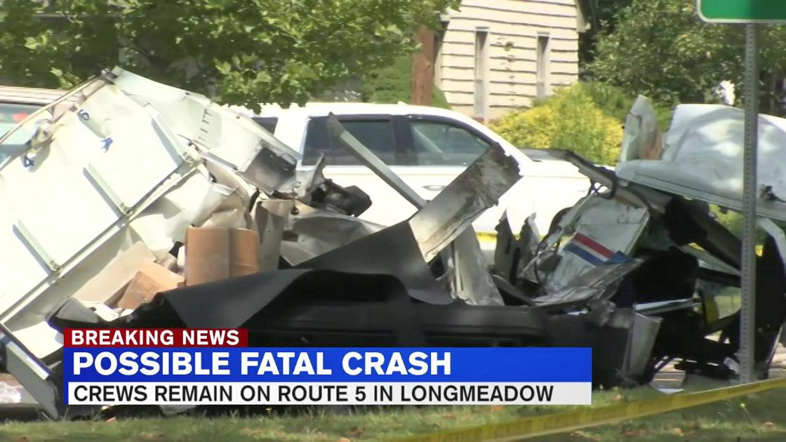 Victims of deadly Longmeadow crash identified | News - WESTERNMASSNEWS.com