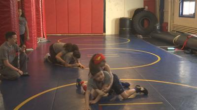 Young wrestlers making their mark on the mat