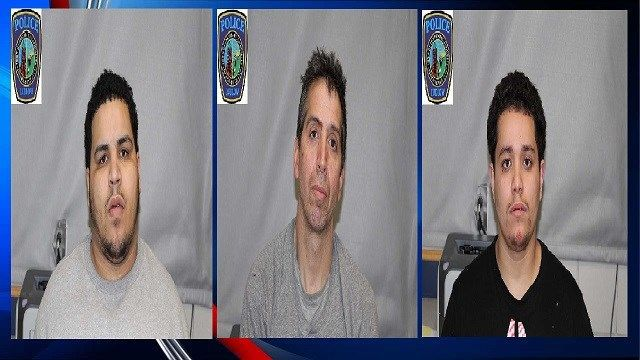 3 arrested in Palmer following multi-town police chase