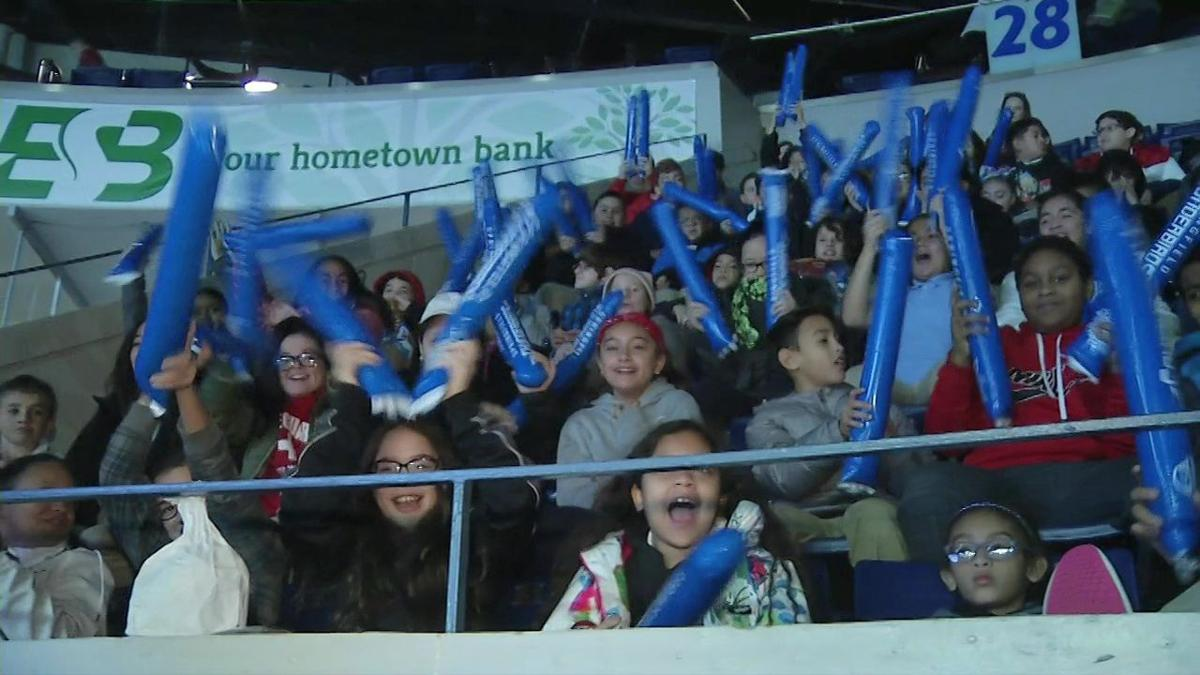 Springfield Thunderbirds hold second annual School Day game