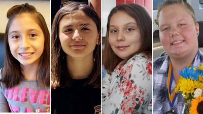 Hit-and-run driver kills 3 California girls, injures a fourth; officials searching for driver