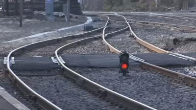 Amtrak & MassDOT are warning the public to stay off the train tracks