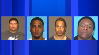 Chicopee murder suspects - all four 062119
