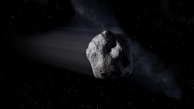 Massive asteroid will swing by Earth after Valentine's Day