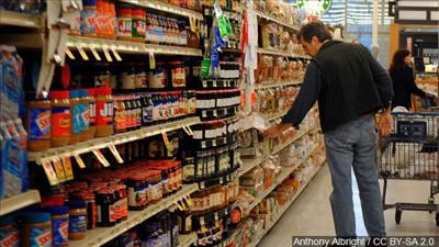 Man in grocery store generic MGN 010220