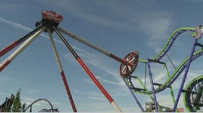 'Harley Quinn Spinsanity' to open this weekend at Six Flags New England