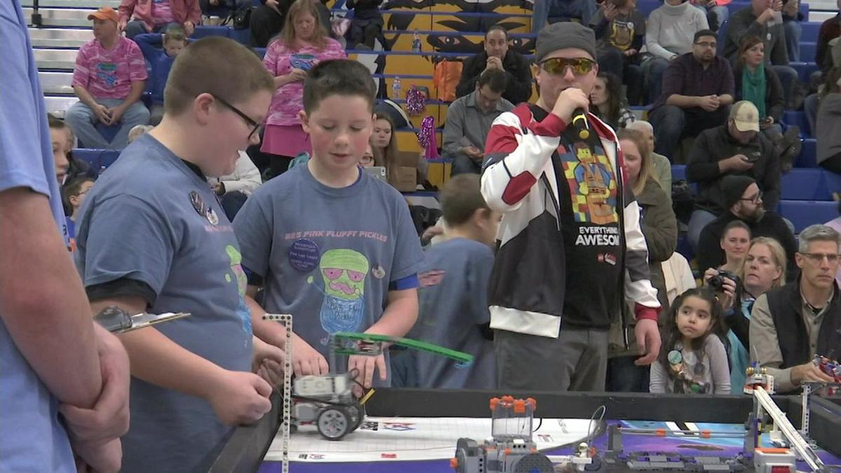 Annual First LEGO League Competition held in Springfield