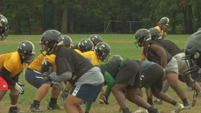 Behind-the-scenes look at how Springfield Central football prepares for each game.