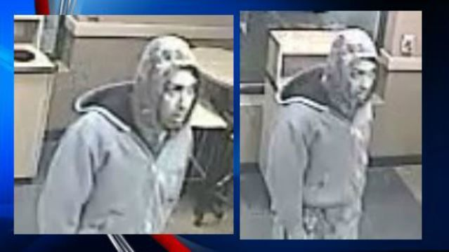 Subway robbery suspect sought by Springfield police