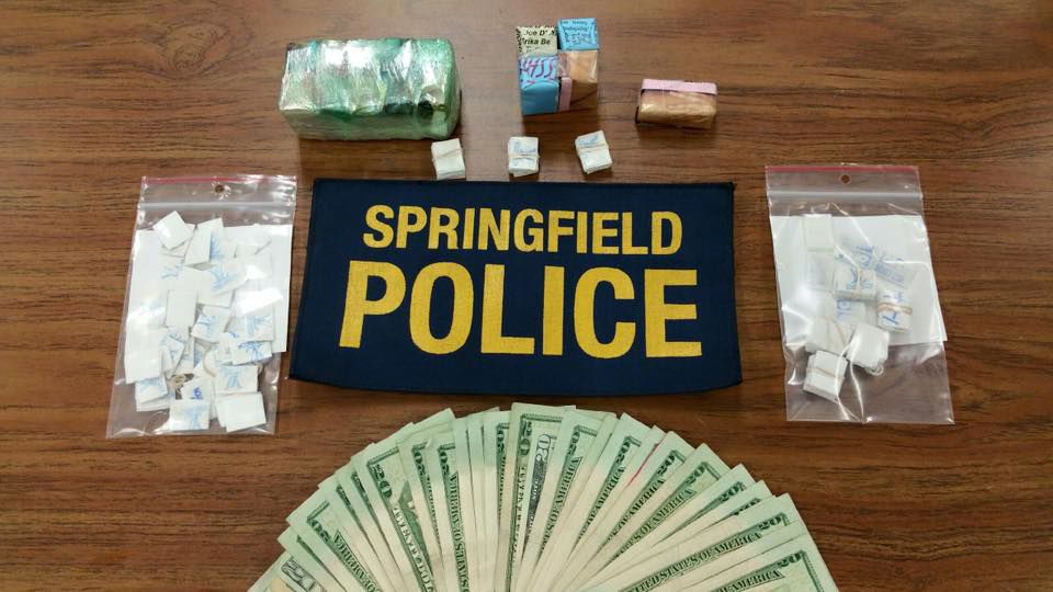 Springfield Police arrests family accused of dealing heroin