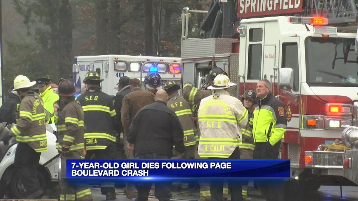 Officials: one child injured in Page Blvd. crash has died