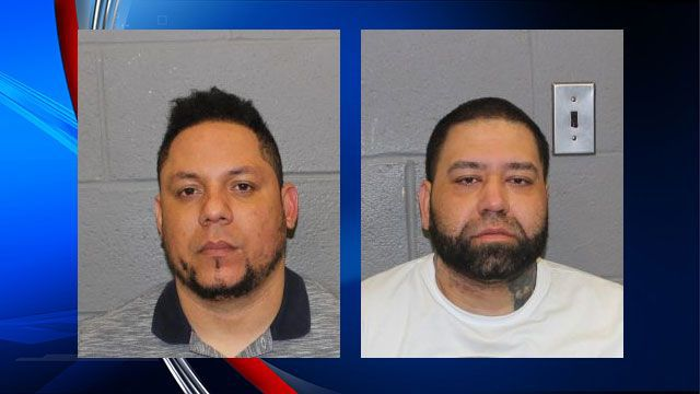 DA: two arrested on drug charges, over 9,000 bags of heroin seized