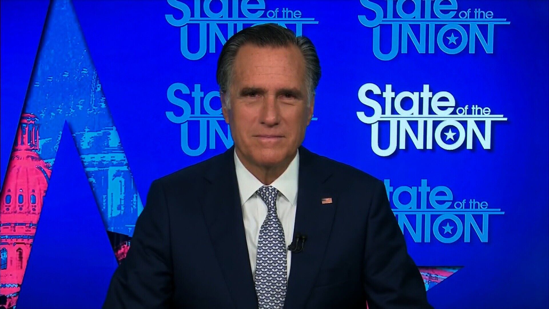 Romney says impeachment trial after Trump has left office is constitutional