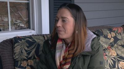 Mother of West Springfield crash victim's friend speaks out.