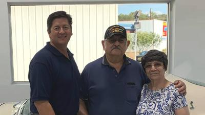 Vietnam veteran to retire a year early after boss pays off his mortgage