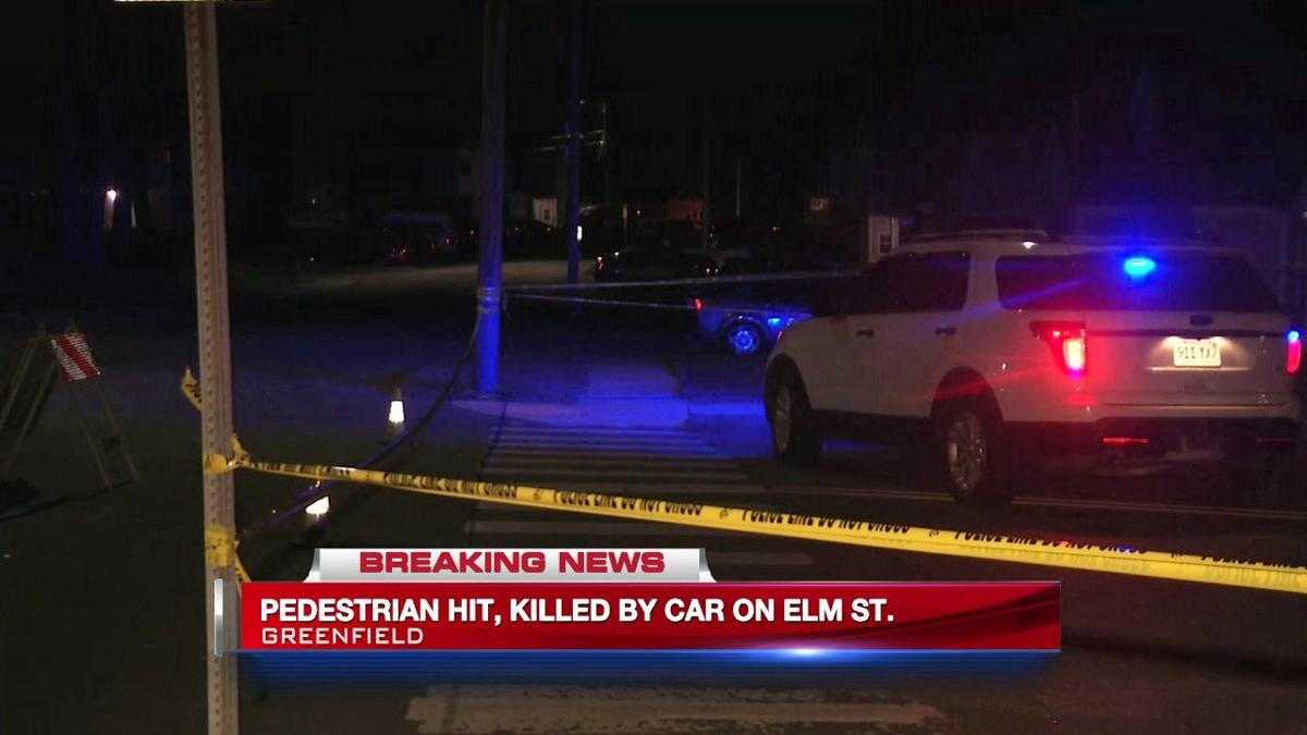 Police investigate fatal pedestrian accident in Greenfield