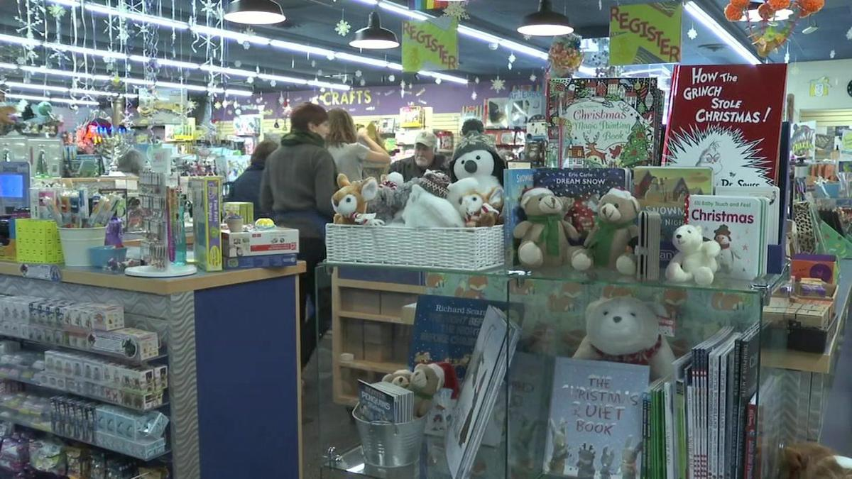 Northampton toy store ranked best among the country