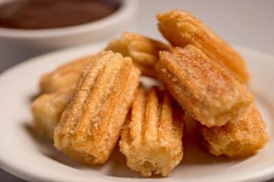Churros are one of the best things about Disney World. Now you can make them at home