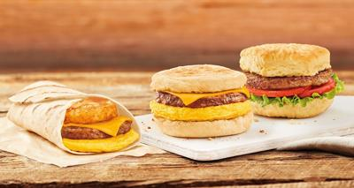 Tim Hortons will start selling Beyond Meat sandwiches across Canada