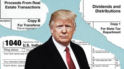 Trump loses appeal to stop House subpoena of his tax documents