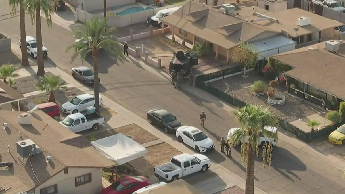 Human smuggling organization busted in Phoenix