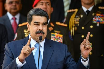 Venezuela's government accused of committing crimes against humanity in UN report