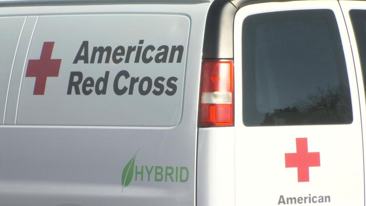Local Red Cross volunteers deployed to California wildfires