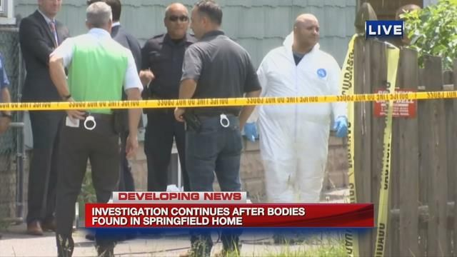 Investigation continues after bodies found in Springfield home