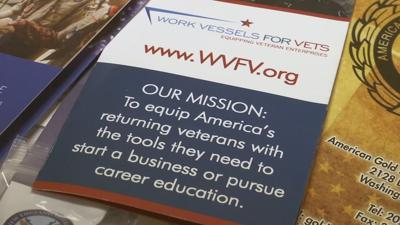 Local Chamber of Commerce ensuring veteran owned businesses succeed.