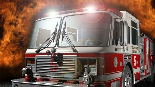 Crews respond to fire on Shearer St. in Palmer