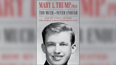 Judge temporarily blocks publication of tell-all book by President Trump's niece