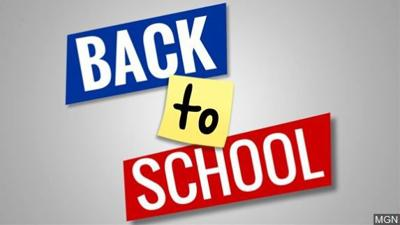Back to School words generic (MGN photo)