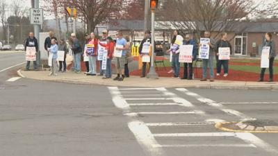 Stop and Shop strike day 9 041919