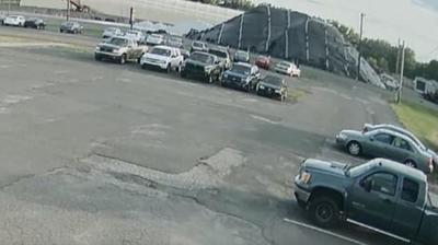 Police investigating after hundreds of tires were illegally dumped at Westfield business.