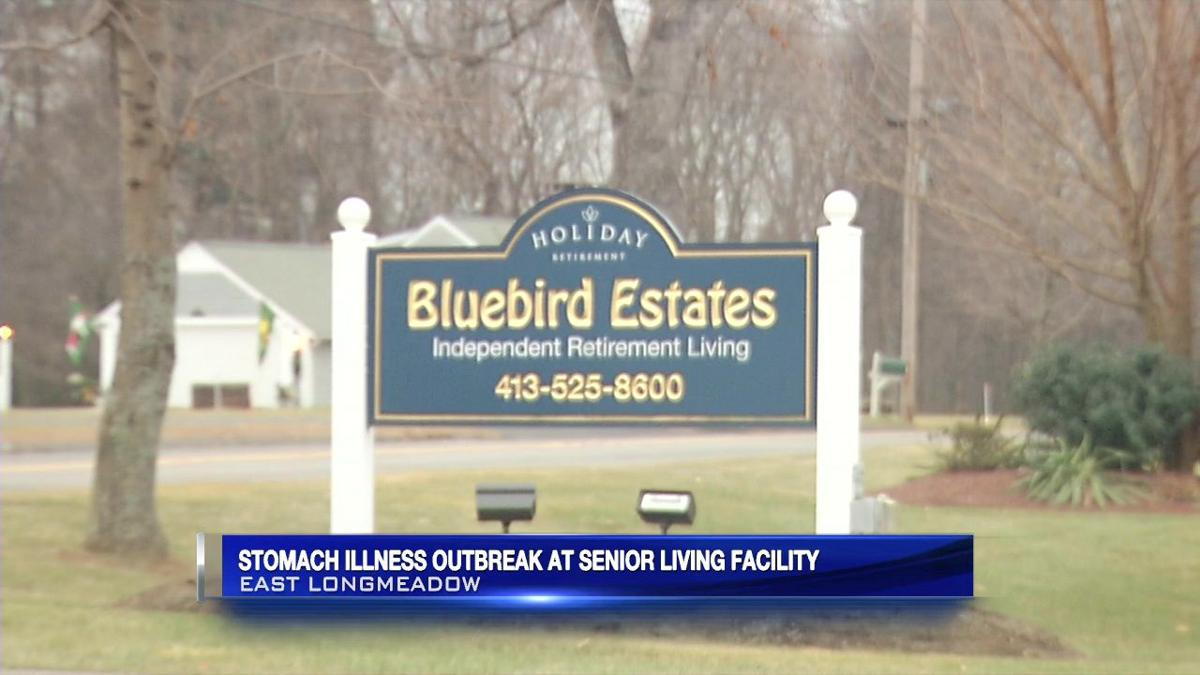Stomach illness outbreak reported at East Longmeadow senior living facility