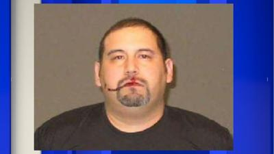 Texas man arrested in Chicopee after allegedly causing disturbance, threatening officers.