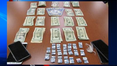 Palmer Police arrest three on drug distribution charges.