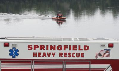Reported body in the water at Echo Pond in Forest Park