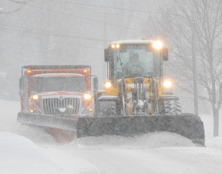 Recent storms take a toll on snow removal budgets