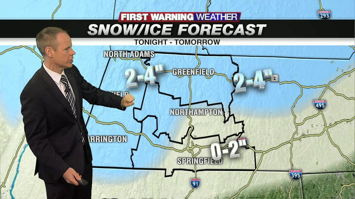 Dan's Monday Afternoon Forecast