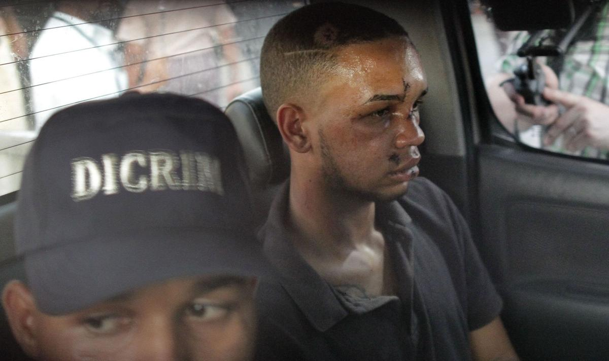 The alleged gunman in the David Ortiz shooting has been arrested