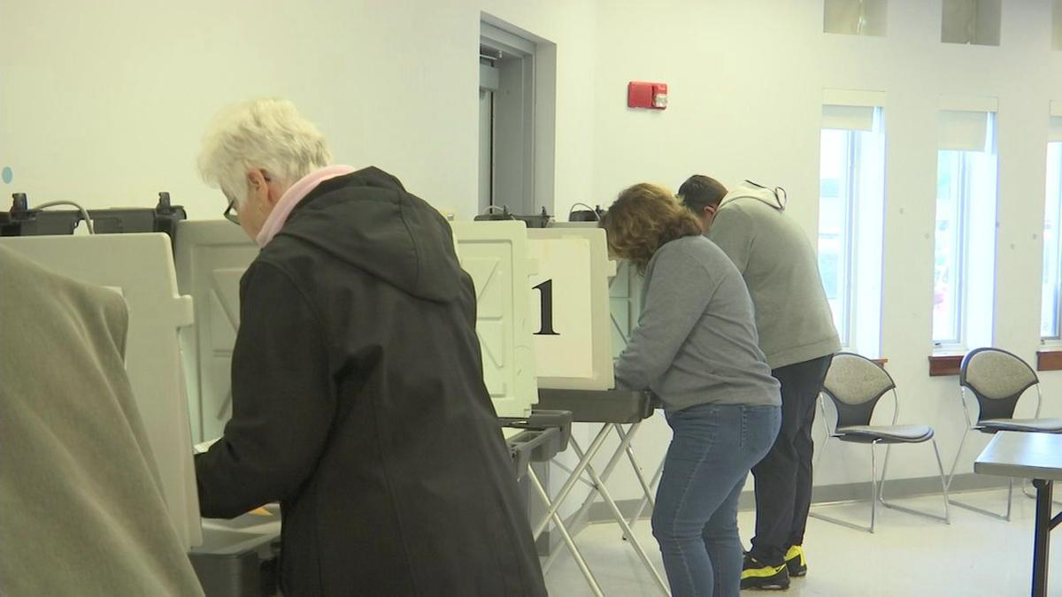 Early voting underway for November mid-term elections