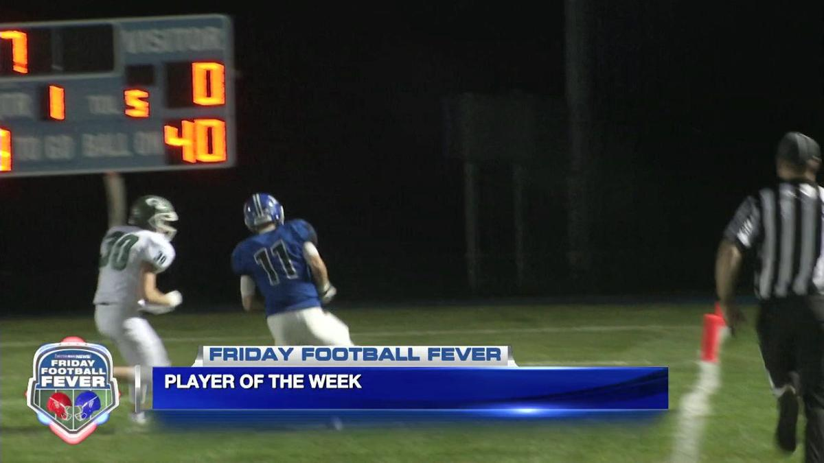 Friday Football Fever 9/22 - Week 3 'Player of the Week'