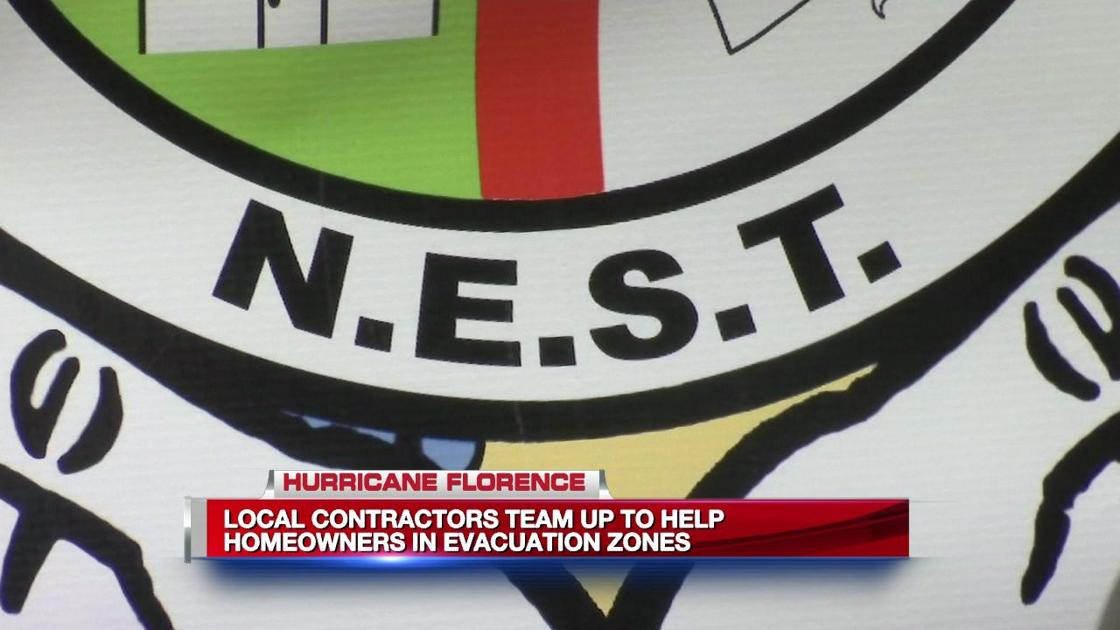 Local contractors help homeowners in path of Hurricane