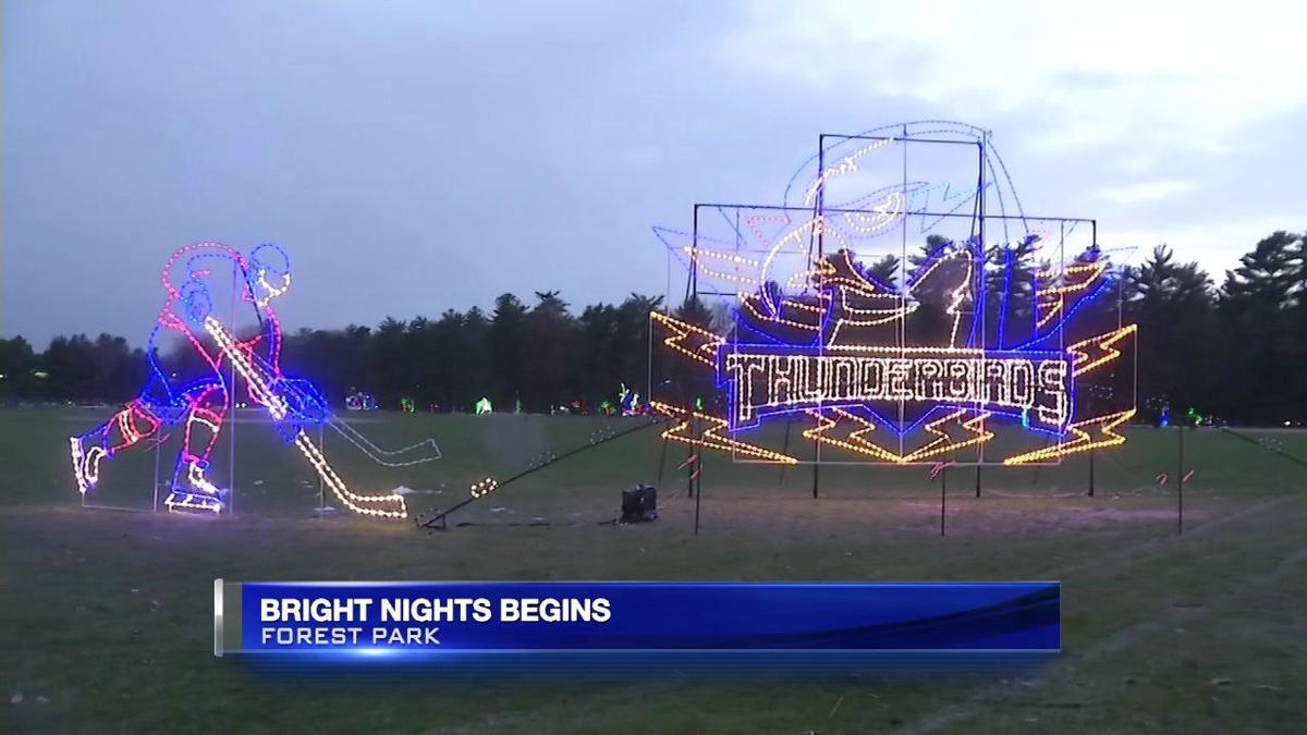 Bright Nights opens for the 2018 season