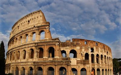Rome's Colosseum to get new gladiator arena floor