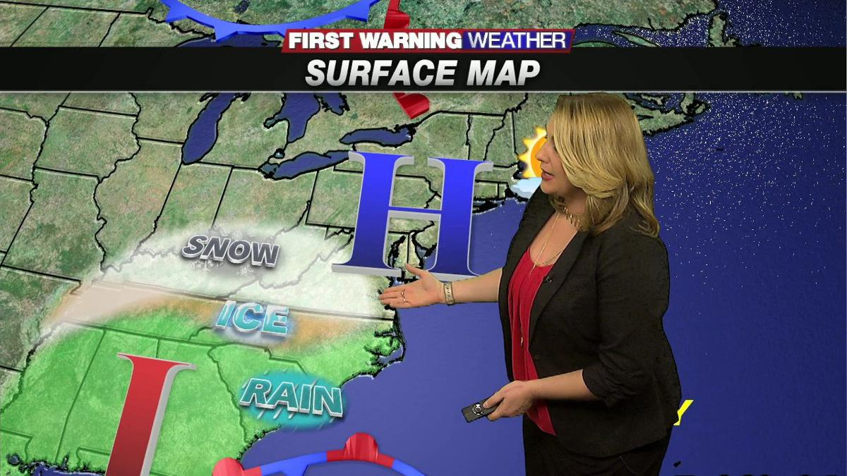 Janna's Sunday Forecast
