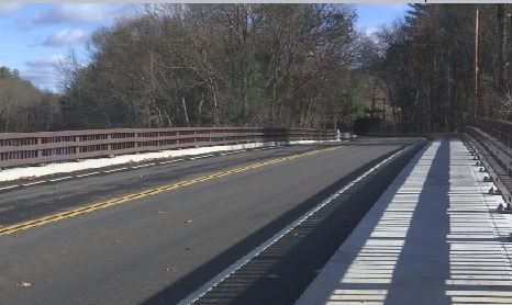 Ludlow-Wilbraham bridge reopens after nearly three years