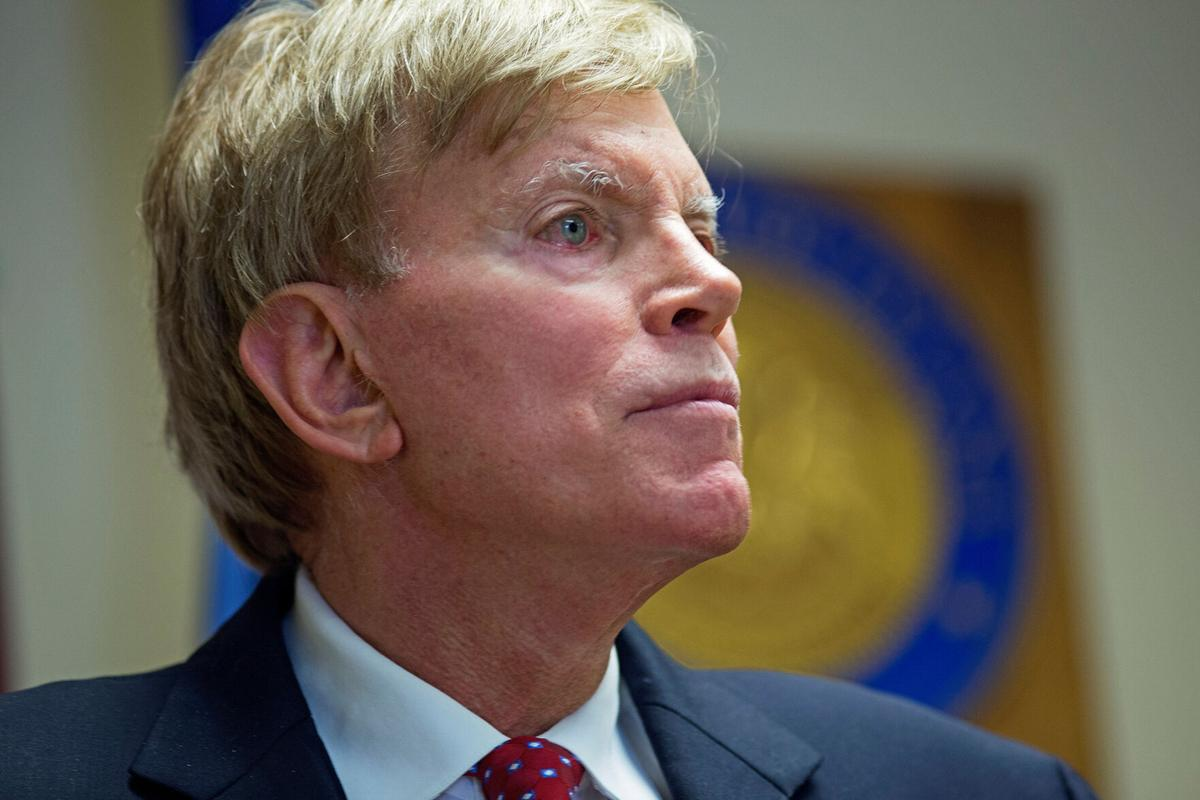 David Duke has been banned from Twitter